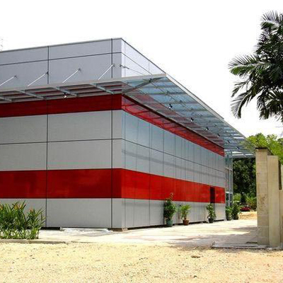 Aluminium Composite Panel (ACP) - WCL Roofing