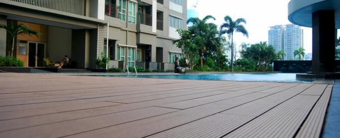 WPC floor
